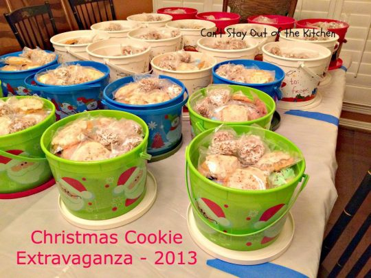 Christmas Cookie Extravaganza - 2013 - IMG_2855