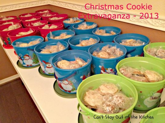Christmas Cookie Extravaganza - 2013 - IMG_2856