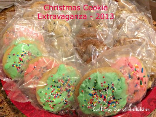 Christmas Cookie Extravaganza - 2013 - IMG_2859