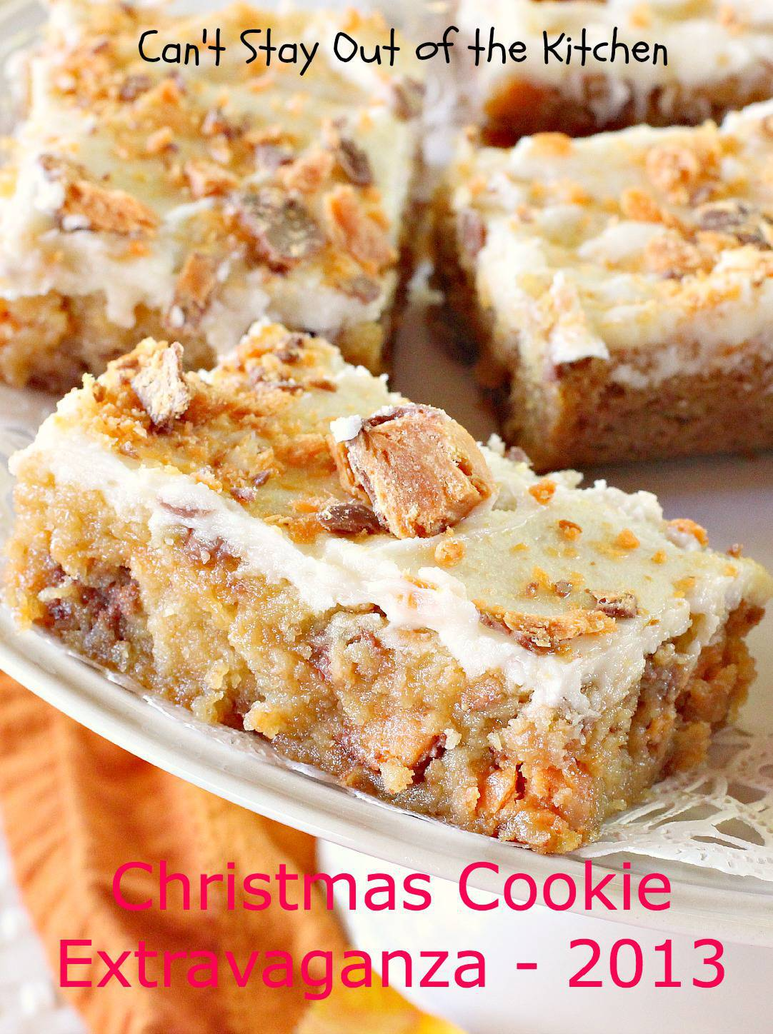 christmas cookie extravaganza 2013 - Best Christmas Cookies Recipes