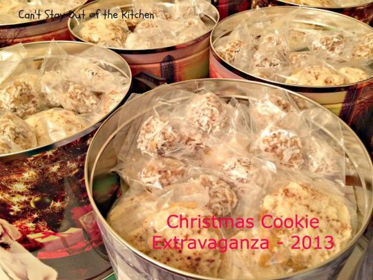 Christmas Cookie Extravaganza - 2023 - IMG_2852