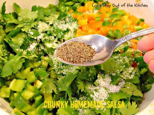 Chunky Homemade Salsa - IMG_4441