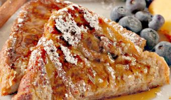 Cinnabon French Toast