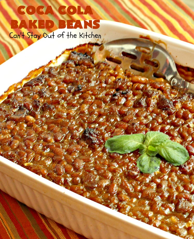 Coca Cola Baked Beans