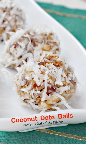 Coconut Date Balls - IMG_0516