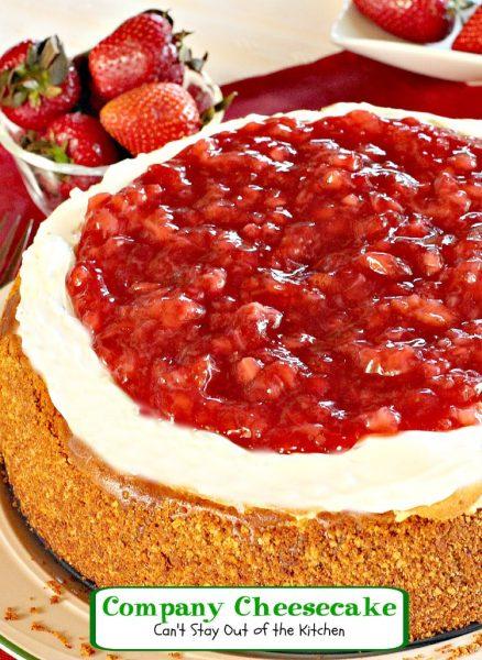 Company Cheesecake - IMG_2534
