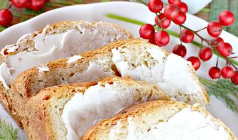 Cottage Cheese Dill Bread