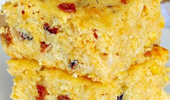 Cracked Out Sweet Cornbread