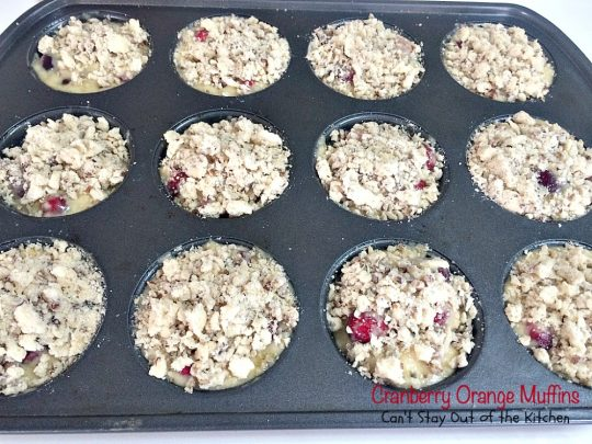 Cranberry Orange Muffins | Can't Stay Out of the Kitchen | these are the BEST #muffins and so great for the #holidays! These have huge muffin tops and are filled with #Cranberries #orangezest and #pecans. Love them!