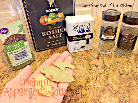 Cream of Asparagus Soup - IMG_6528.jpg