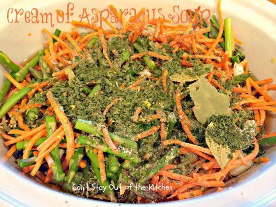 Cream of Asparagus Soup - IMG_6529.jpg