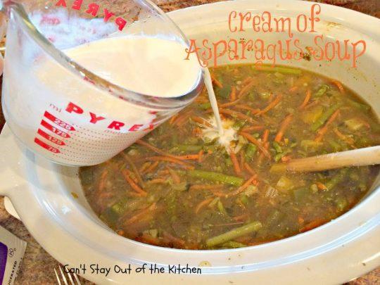 Cream of Asparagus Soup - IMG_6531.jpg