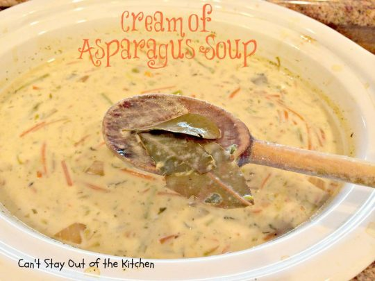 Cream of Asparagus Soup - IMG_6532.jpg