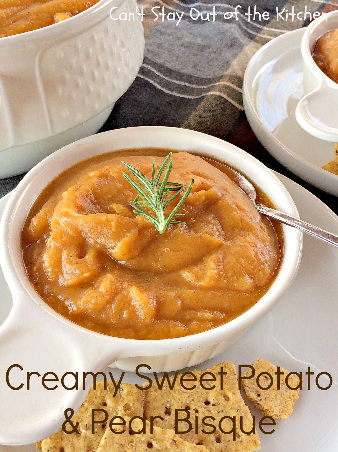 Creamy Indian-Spiced Vegan Sweet Potato Soup Recipes — Dishmaps
