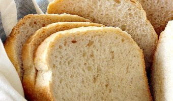 Dairy Free White Bread