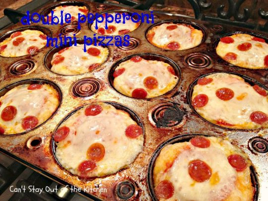 Double Pepperoni Mini Pizzas - IMG_8662.jpg