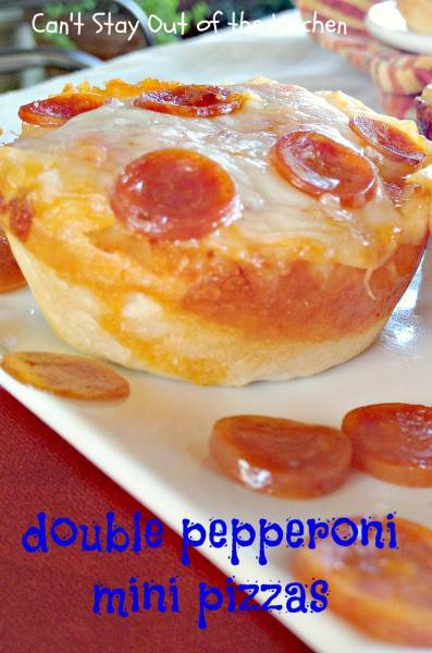 Double Pepperoni Mini Pizzas - IMG_8698.jpg