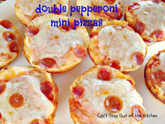 Double Pepperoni Mini Pizzas - IMG_8703.jpg
