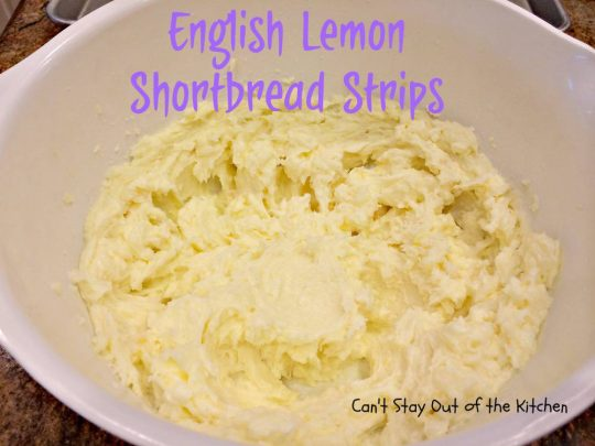 English Lemon Shortbread Strips - IMG_4455.jpg