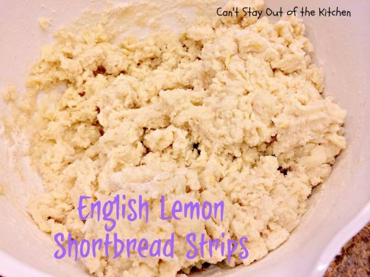 English Lemon Shortbread Strips - IMG_4457.jpg