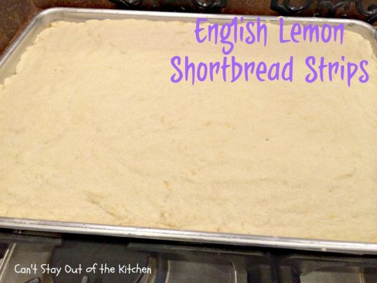 English Lemon Shortbread Strips - IMG_4459.jpg