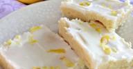 English Lemon Shortbread Strips - IMG_4573.jpg