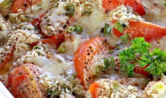 Escalloped Tomatoes