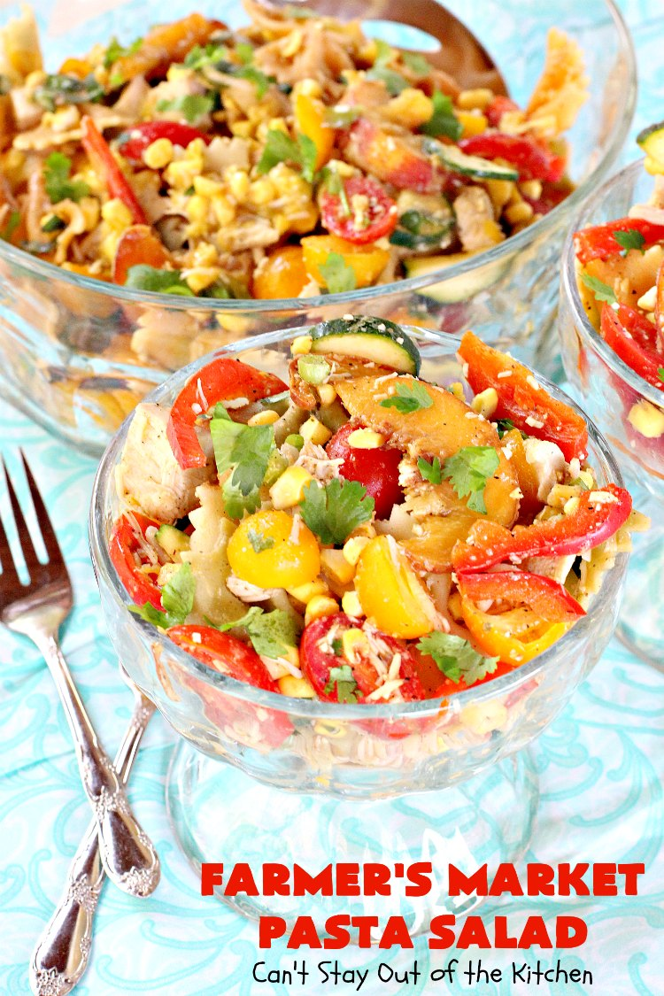 Discussion on this topic: Farmers Market Pasta Salad, farmers-market-pasta-salad/