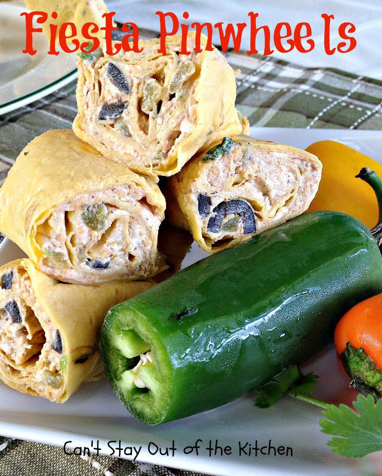 Tortilla Roll Up Recipes - Can't Stay Out of the Kitchen
