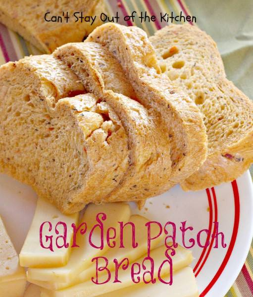 Garden Patch Bread - IMG_5938