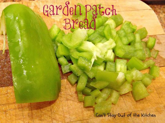 Garden Patch Bread - IMG_9413