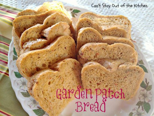 Garden Patch Bread - IMG_9732