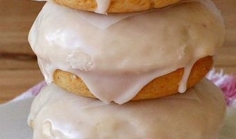 Glazed Buttermilk Donuts