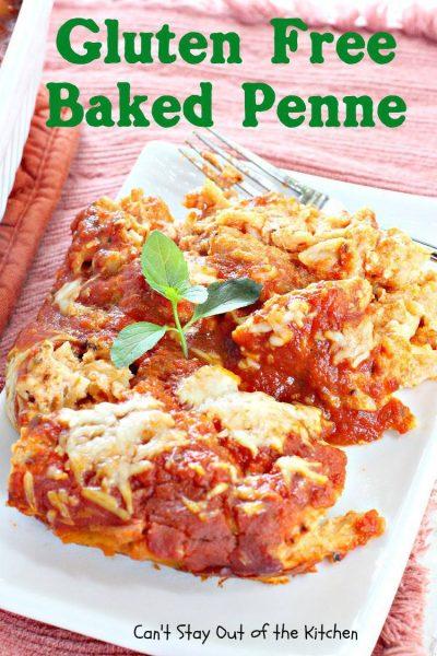 Gluten Free Baked Penne - IMG_0006.jpg