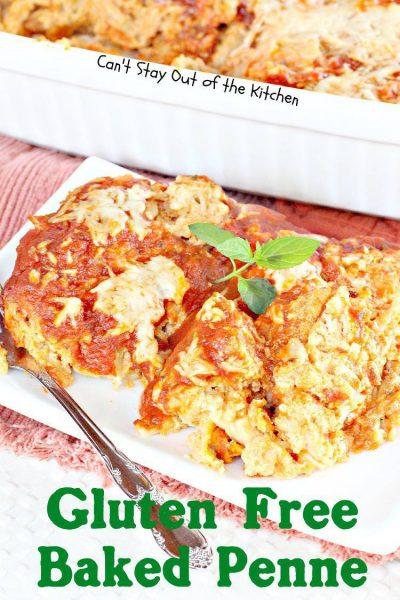 Gluten Free Baked Penne - IMG_0015.jpg