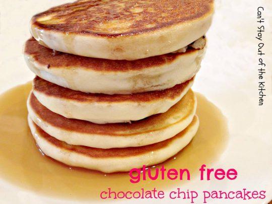 Gluten Free Chocolate Chip Pancakes - IMG_9645.jpg
