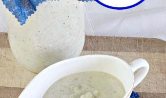 Gluten Free Condensed Cream of Chicken Soup