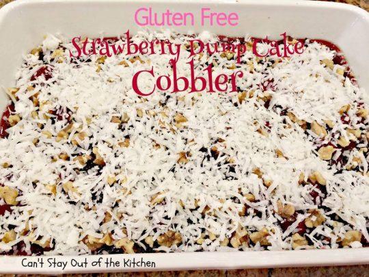 Gluten Free Strawberry Dump Cake Cobbler - IMG_5593.jpg