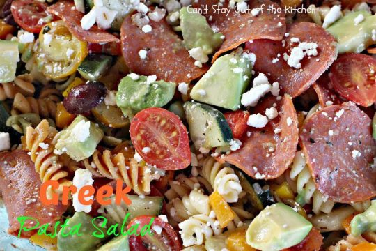 Greek Pasta Salad - IMG_7010.jpg