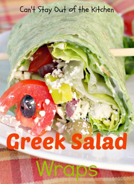 Greek Salad Wraps - IMG_1002