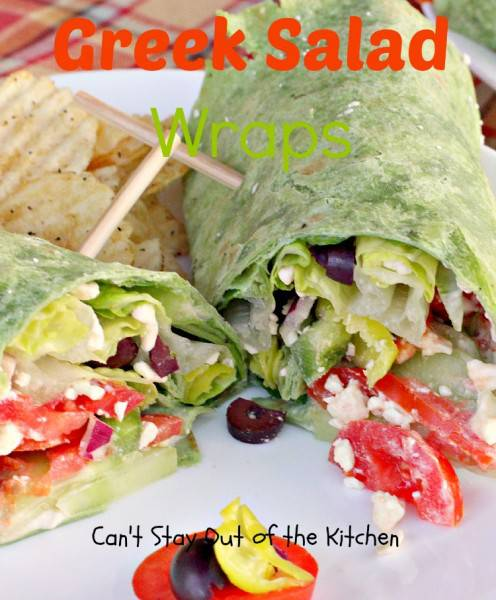 Greek Salad Wraps - IMG_1024