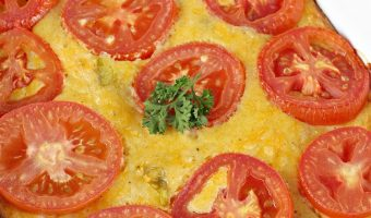 Green Chile Cheese Casserole