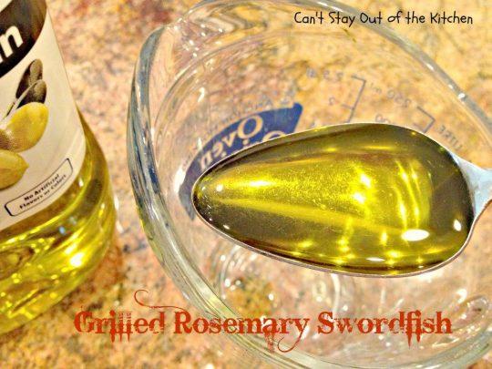Grilled Rosemary Swordfish - IMG_4149