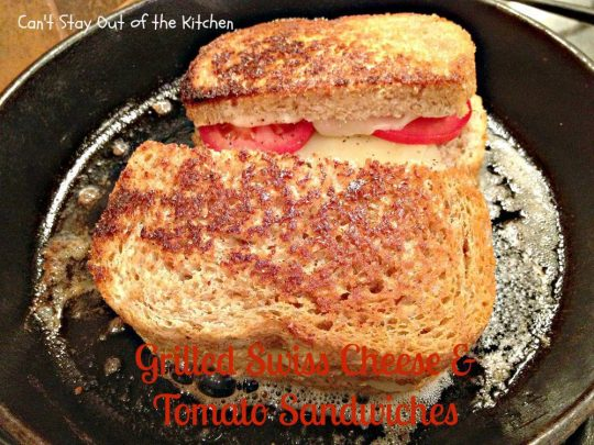 Grilled Swiss Cheese and Tomato Sandwiches - IMG_8829.jpg