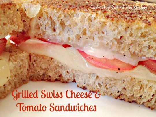 Grilled Swiss Cheese and Tomato Sandwiches - IMG_8841.jpg
