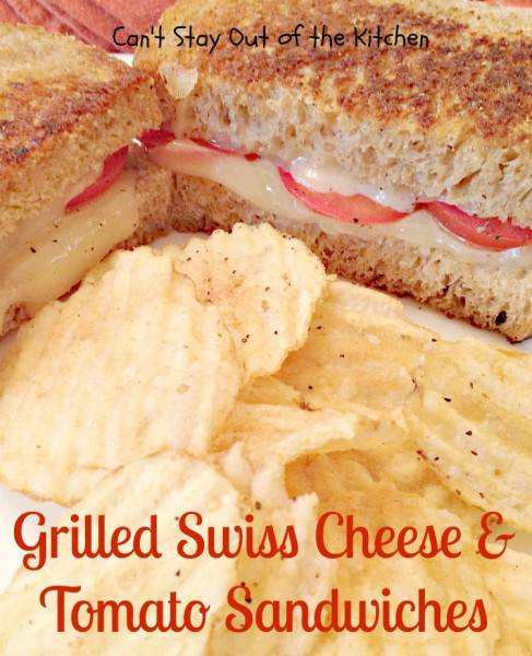 Grilled Swiss Cheese and Tomato Sandwiches - IMG_8844.jpg