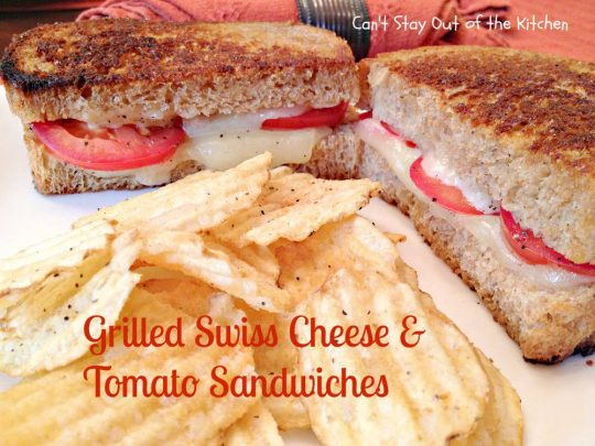 Grilled Swiss Cheese and Tomato Sandwiches - IMG_8845.jpg