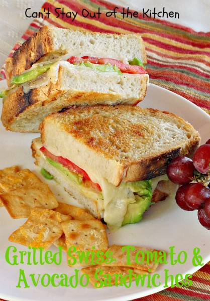 Grilled Swiss, Tomato and Avocado Sandwiches - IMG_5521.jpg.jpg