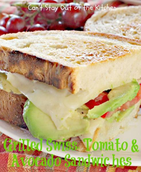 Grilled Swiss, Tomato and Avocado Sandwiches - IMG_5537.jpg