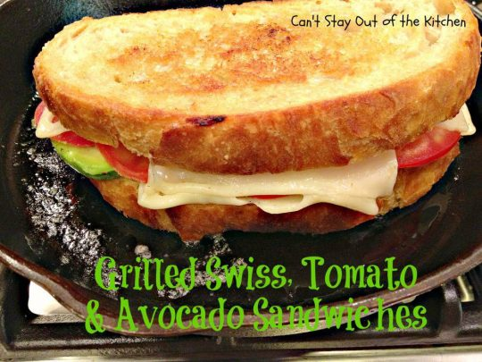 Grilled Swiss, Tomato and Avocado Sandwiches - IMG_9237.jpg